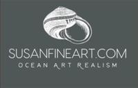 SusanFineArt.com  logo