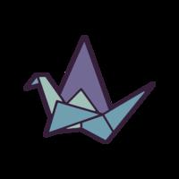 Paper Crane logo