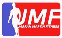 Jarrah Martin Fitness logo