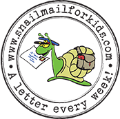 Snail Mail for Kids logo