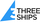 Three Ships logo
