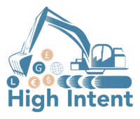 High Intent logo