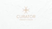 Curator24 logo