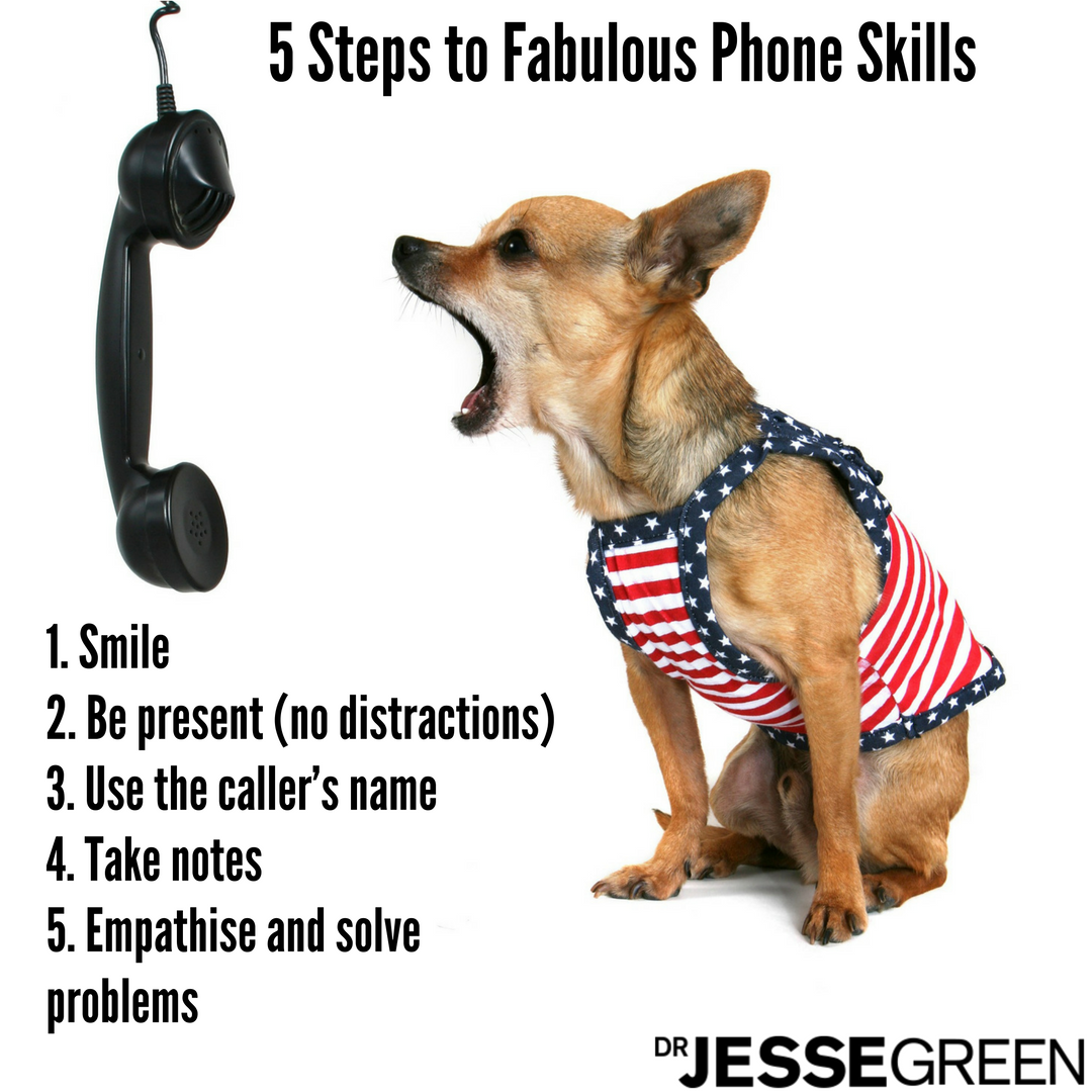 Fabulous phone skills