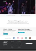 C3 homepage