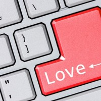 Photodune 4064405 modern keyboard with love text s 300x300
