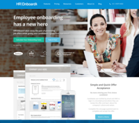 Hronboard %e2%80%93 employee onboarding software hronboard easy employee onboarding software