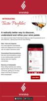 Vivino taste profile email