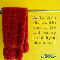 Tuesday laundry tip