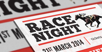 Racenight poster perspective 2