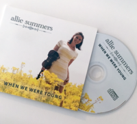 Cd artwork cover disk allie