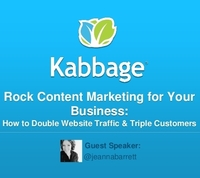 Rock content marketing webinar 1 638