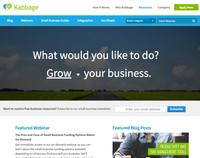 Kabbage resources center