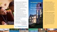 Widener alumni brochure page 1