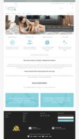 Comfort design mats homepage