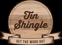 Tin shingle logo