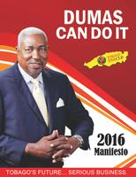 Tobago pnm 5.0 manifesto cover