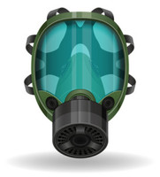 Gas mask iclipart 272x300