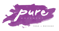 Pure movement logo