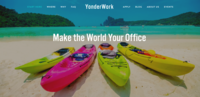 Yw homepage