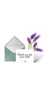 Anaj productions thank you card mockup2