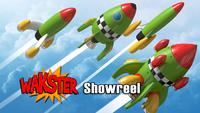 Wakster showreel 2016