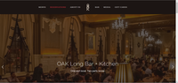 Zajac oak long bar kitchen website