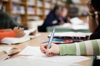 Student writing 589b4b813df78caebcb4396c