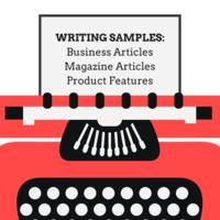 Generalwritingsamples