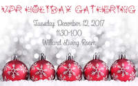 Holiday bash save the date 2017