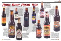 Root beer road trip