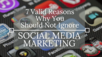 7 valid reasong why you should not ignore social media marketing1