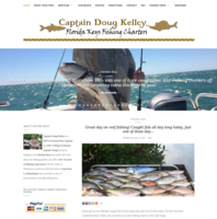 Florida keys fishing charters   captain doug kelley