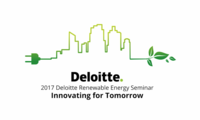 Deloitte renewable energy