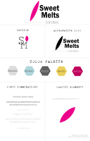Branding style sweetmelts
