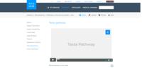 Taste pathway kenhub video