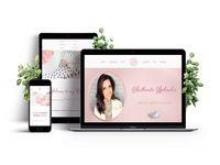 Web showcase project presentation small