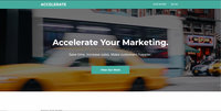 Accelerate homepage cropped