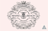 B'luxe agency business card back v11 maine beach