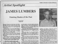 Insight james lumbers profile 1988