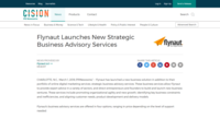 Flynaut launches new strategic business advisory services clipular