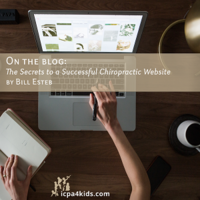 Secrets to a successful chiropractic website ig