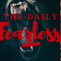 Logo  v.4  the daily fearless