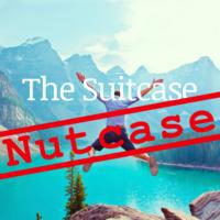 Logo  v.2  the suitcase nutcase