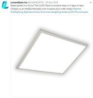 Twitter panel post