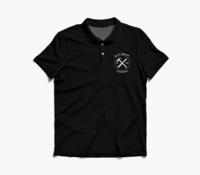 Polo shirt mockup scott brown carpentry