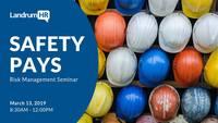 Safety pays seminar