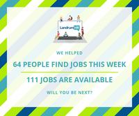Jobs found