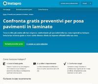Instapro portfolio
