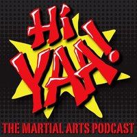 Hiyaa martial arts podcast facebook logo